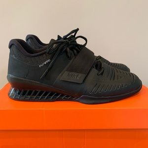 Nike Romaleos 3 Weightlifting Shoes - Men's 9.5